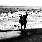 Lovers Stroll by DowntownPictures