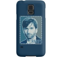 HARDY - Broadchurch Green (Boxed) Samsung Galaxy Case/Skin