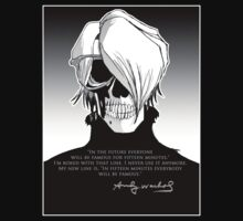 Warhol is dead by Ikrus