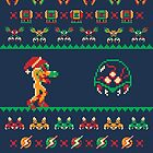 We Wish You A Metroid Christmas! by RetroReview