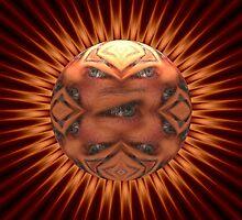 Eye Ball by Greta  McLaughlin