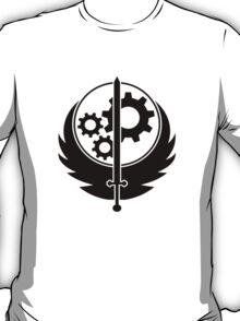 Brotherhood of Steel Logo T-Shirt T-Shirt