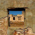 Windows in windows by Bryan Cossart