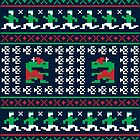 Games of Christmas Past - Atari Christmas Sweater by RetroReview