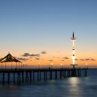 Brighton Jetty, South Australia by Michael Humphrys