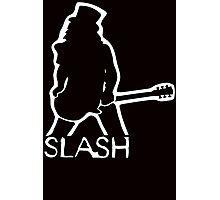 Stencil Slash Guns N Roses Photographic Print