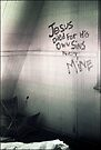 Jesus died.... by Juilee  Pryor