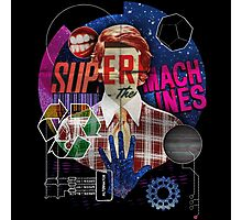 Super Machines Photographic Print