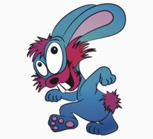 Happy Bunny Rabbit  Kids Clothes