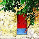 A Door In Orient.....................................Majorca by Fara