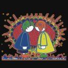 Disco Twins by Lisadee Lisa Defazio