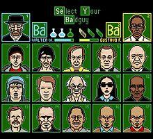 8 Bit Bad by Tom Burns