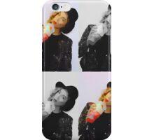 Beyonce 7/11 watercolor edit iPhone Case/Skin