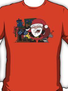 Whovian Santa T-Shirt