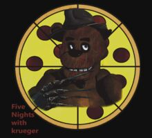 Five nights with krueger by fitzbola