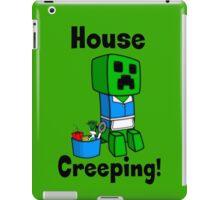 House Creeping  iPad Case/Skin