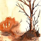 A tree... by Maree  Clarkson