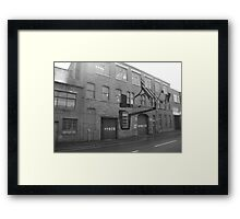 001 - A Series - 03 Framed Print