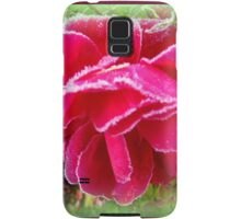 Frosted Rose Samsung Galaxy Case/Skin