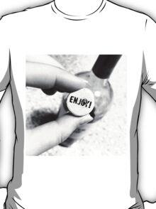 Enjoy the Wine T-Shirt