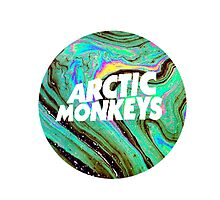 ARCTIC MONKEYS OIL SLICK by thegreylady