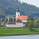 Engelszell Trappist Monastery by Graeme  Hyde