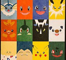 Pokemon  by Jay Heida