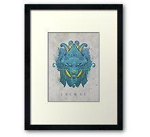 Jackal Framed Print