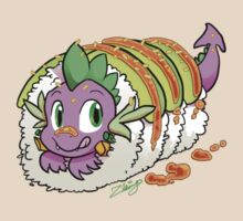 Dragon Roll (MLP) by Zhivago