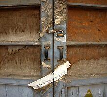 chinese door 1 by dominiquelandau