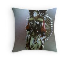 They Come Dancing Throw Pillow