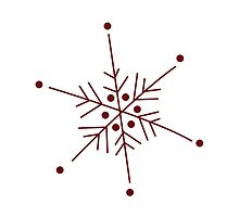Snowflake 1 by Leah Price
