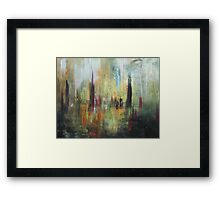 Rhythm of Time Framed Print
