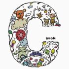 IMOK Letter C by Imok