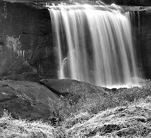 Malone Waterfall by darthdrew