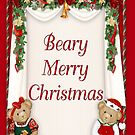 Beary Merry Christmas by SpiceTree