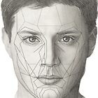 Dean Winchester and The Golden Ratio by lovefromdani
