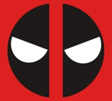 Angry Deadpool Icon No Border by Neon2610