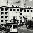 5th Avenue - San Francisco by David Harris