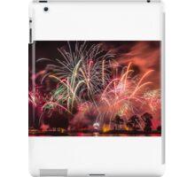 illuminations at epcot.  iPad Case/Skin