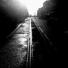Brest, rue de Siam. by Jean-Luc Rollier