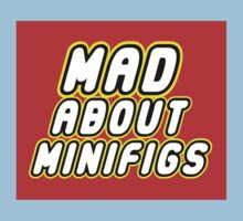 MAD ABOUT MINIFIGS Kids Clothes