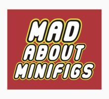 MAD ABOUT MINIFIGS by Customize My Minifig