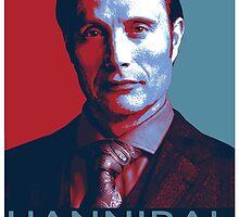 Hannibal lecter by HughesGaming