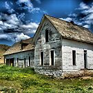 Forgotten Farmhouse by Linda Eshom