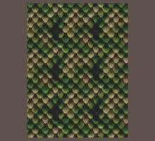 Snake Skin Texture 4 Kids Clothes