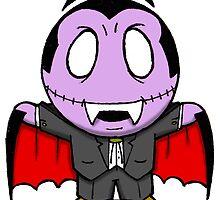 Halloweenies Vampire by darkartz