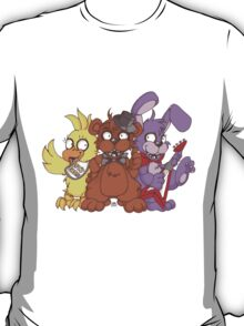 Freddy and the Gang T-Shirt