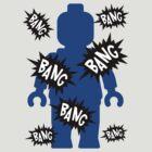 Minifig BANG BANG BANG by ChilleeW