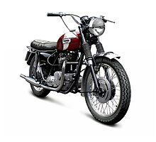 Triumph T120 Bonneville by Tony  Newland